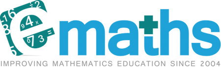 eMaths Free resources for mathematics teachers and students.